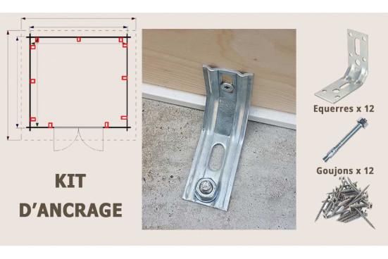 Montage garage Gérone 44mm