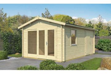 Garage ALLIER 44mm - 15,8m² intérieur