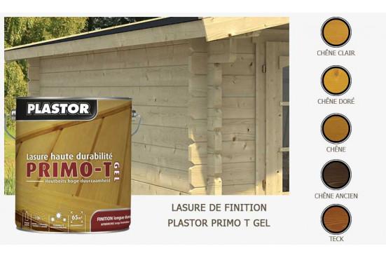 Lasure de Finition Plastor PRIMO T Gel