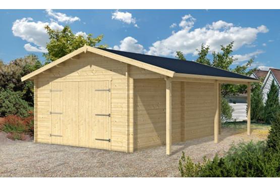 Garage NANTES 44mm - 18,6m² intérieur